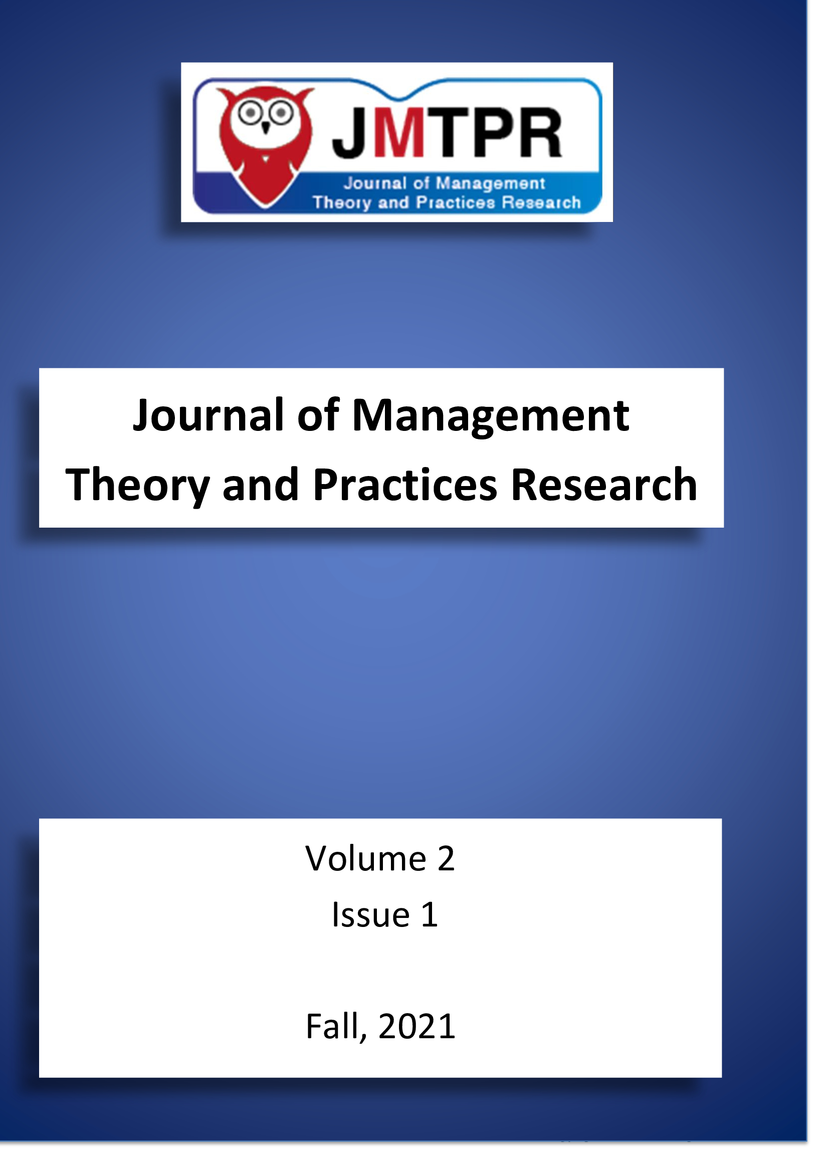 Journal of Management Theory and Practices Research